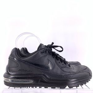 Nike Boys Air Max Wright Kids Running Shoes Size 7